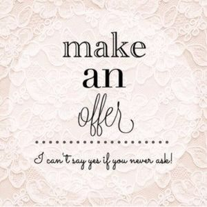 Other - 🎉 See something you like, make me an Offer! 🎈